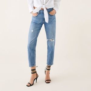 Zara slim boyfriend jeans